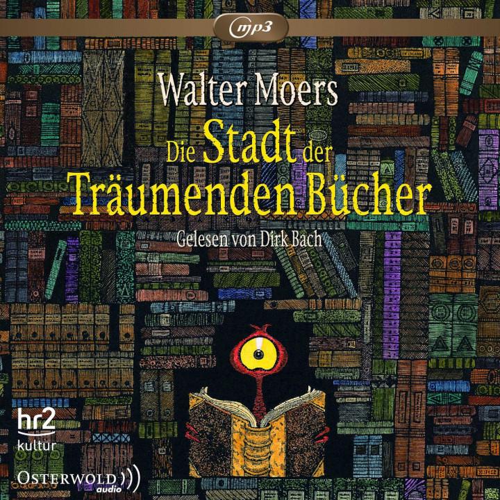 Walter Moers: D. Stadt d. träumenden Bücher (mp3)