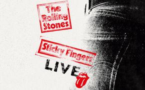 The Rolling Stones, Die Live Performance des Rolling Stones Klassiker-Albums Sticky Fingers ist nun über Apple Music erhältlich