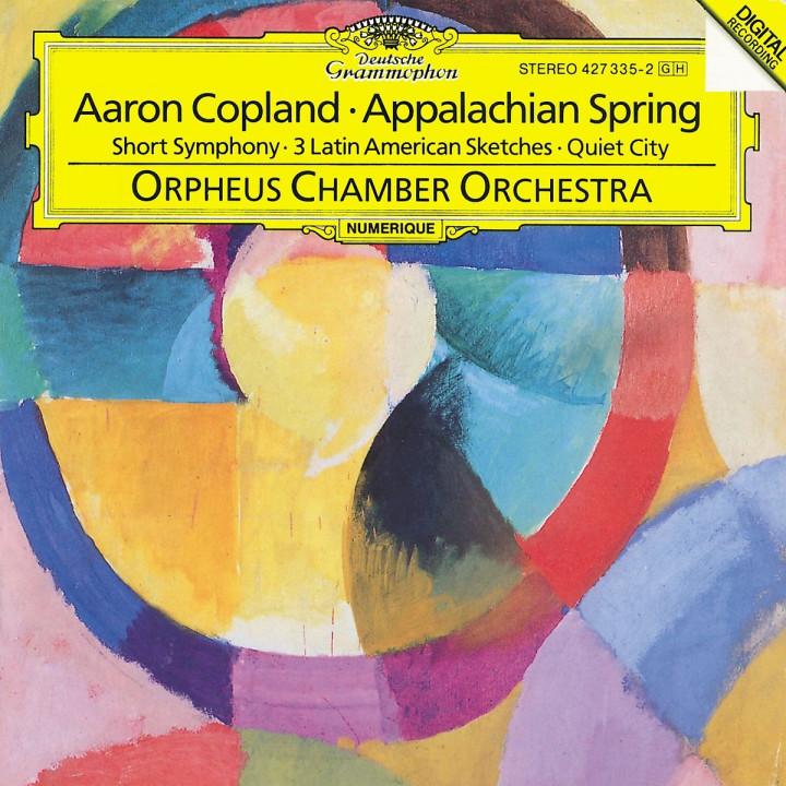 Copland: Appalachian Spring