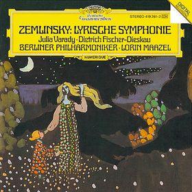 Die Berliner Philharmoniker, Zemlinsky: Lyric Symphony, 00028941926128