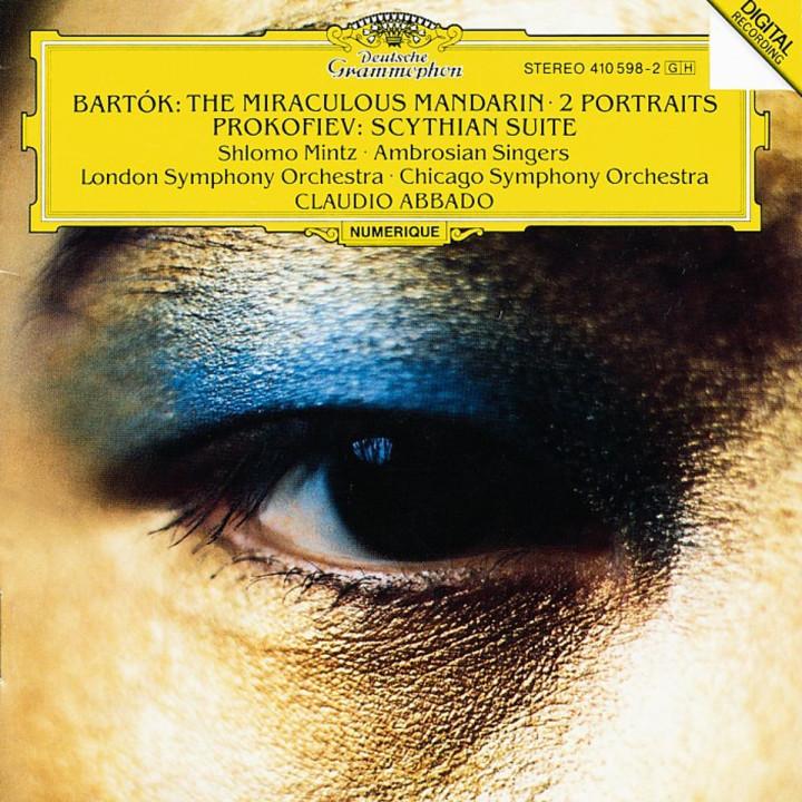 Bartók: The Miraculous Mandarin Op.19; Two Portraits Op.5 / Prokofiev: Scythian Suite Op. 20