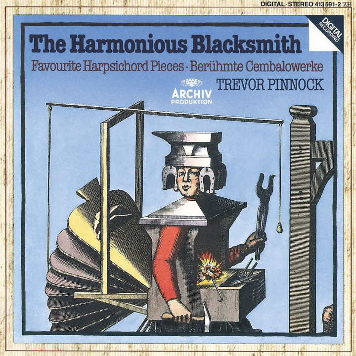 The Harmonius Blacksmith
