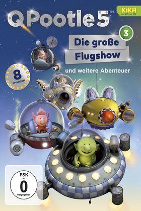 Q Pootle 5, 03: Die große Flugshow (DVD 3, Folge 17-24), 00602547367839