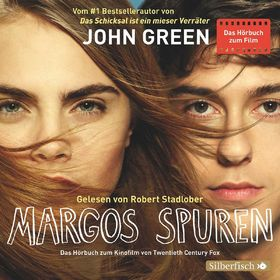 John Green, Margos Spuren (Filmausgabe), 09783867427340