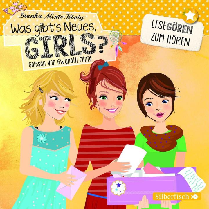 Was gibt's Neues, Girls? (Lesegören)