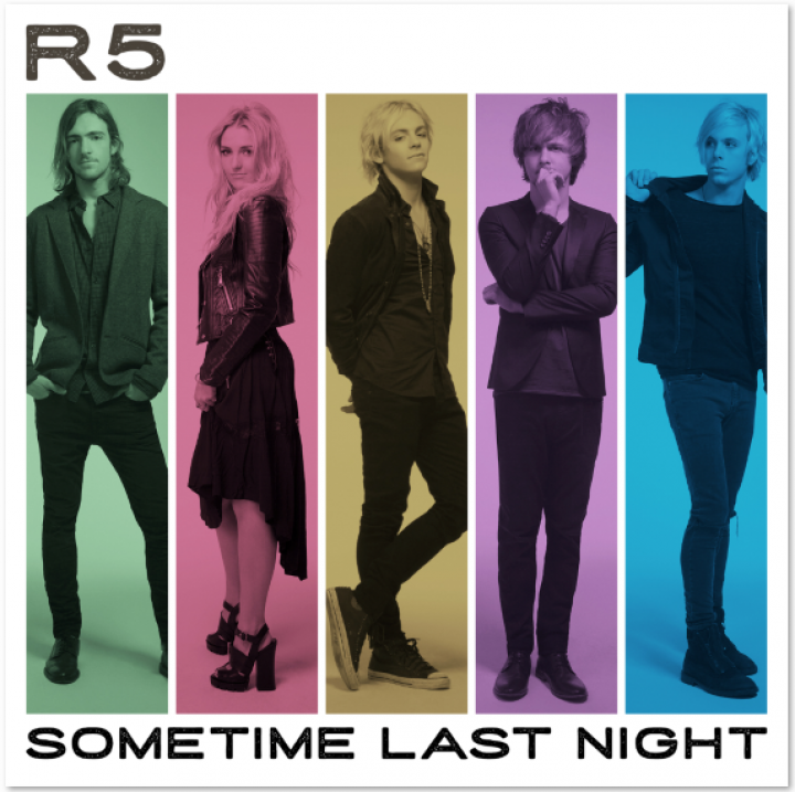 R5 Sometime last night Cover
