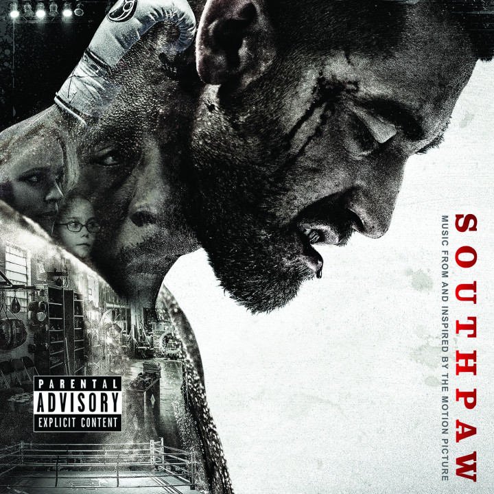 OST Southpaw Cover