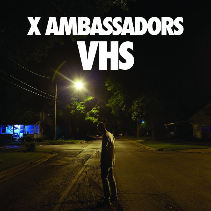 X Ambassadors Cover Album