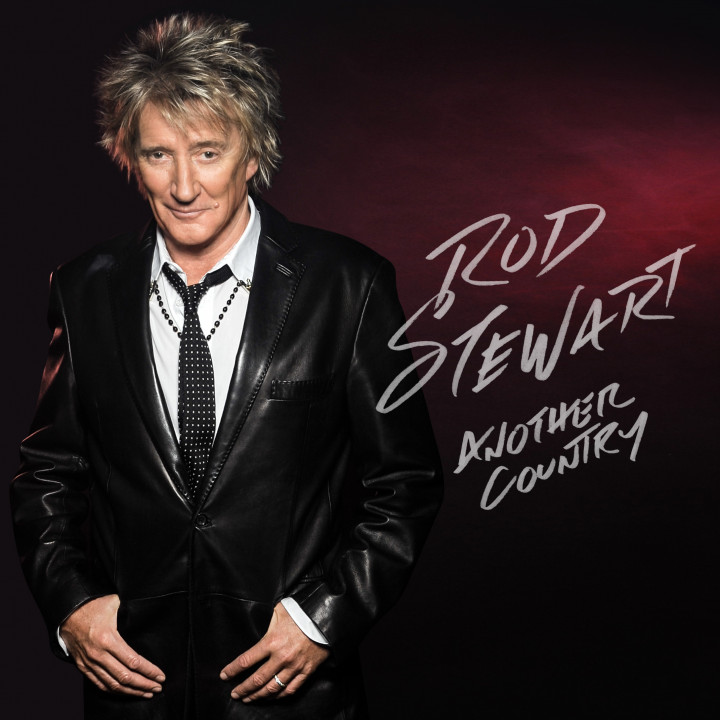Rod Stewart Another Country Cover