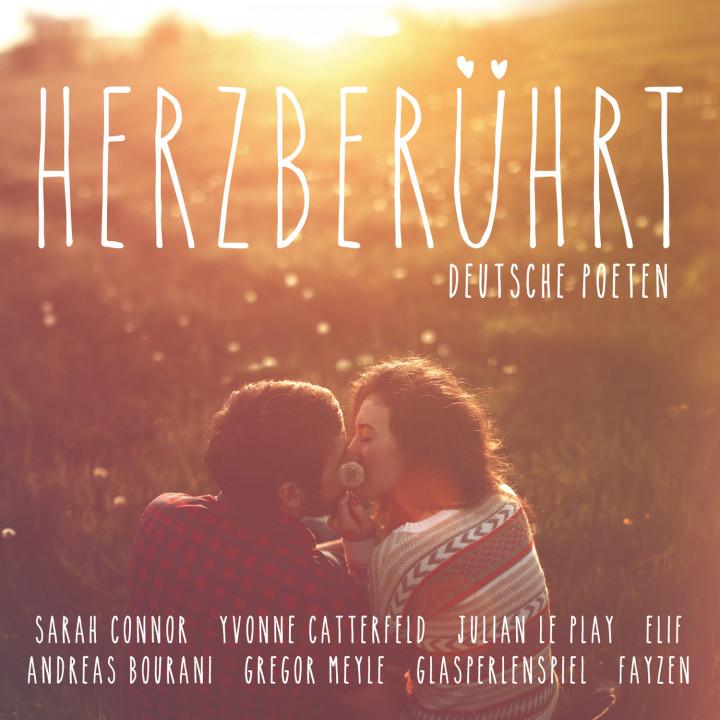 Herzberuehrt - Deutsche Poeten