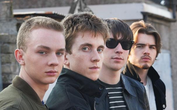 The Strypes, Jetzt nochmals anschauen: The Strypes live bei ZDF Aspekte