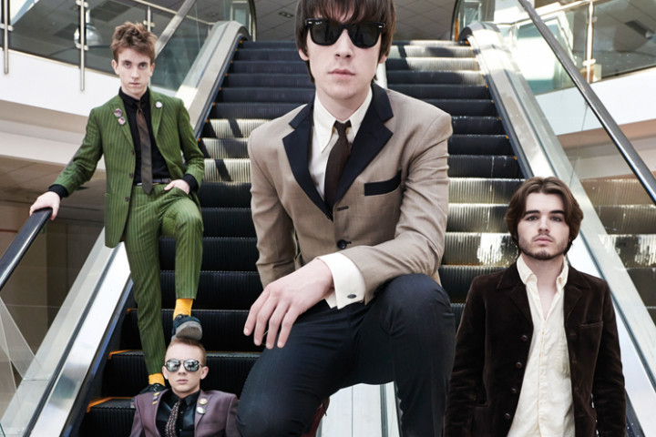 The Strypes 2015