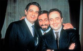 Plácido Domingo, Unvergesslich! Die drei Tenöre feiern ihr 25. Jubiläum