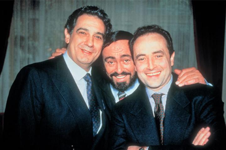 Die Drei Tenöre