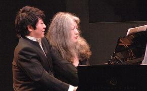 Martha Argerich, Denkwürdiger Auftritt in Verbier – Bühnengenie Martha Argerich mit Carte Blanche