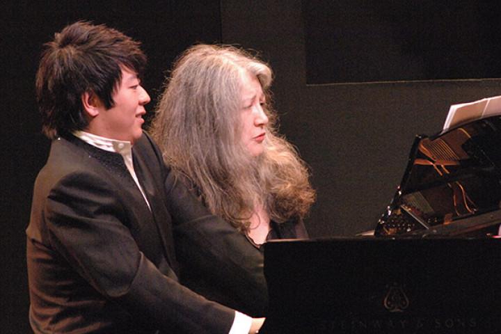 Lang Lang, Martha Argerich