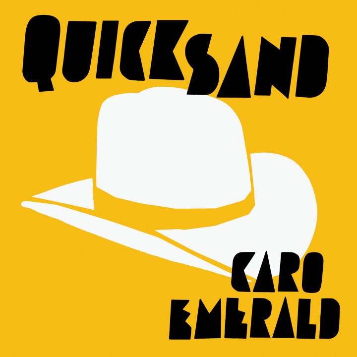 """Caro Emerald Single Cover """"Quicksand"""""""