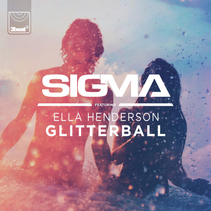 "Sigma feat. Ella Henderson Single Cover ""Glitterball"""
