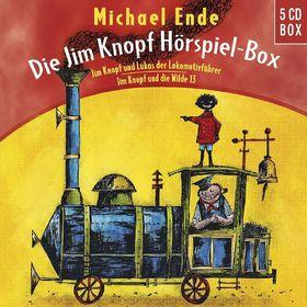 Michael Ende, Die Jim Knopf Hörspiel-Box, 00602547284181