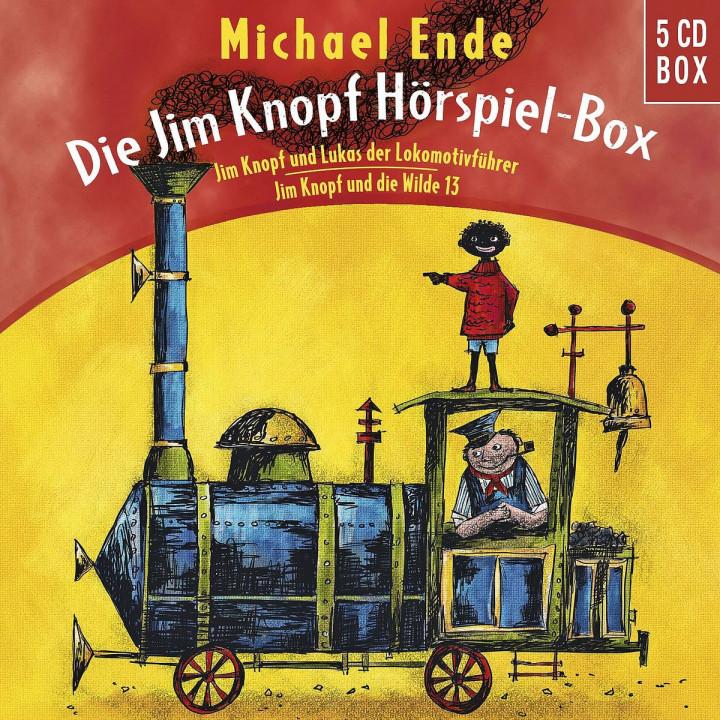 Die Jim Knopf Hörspiel-Box