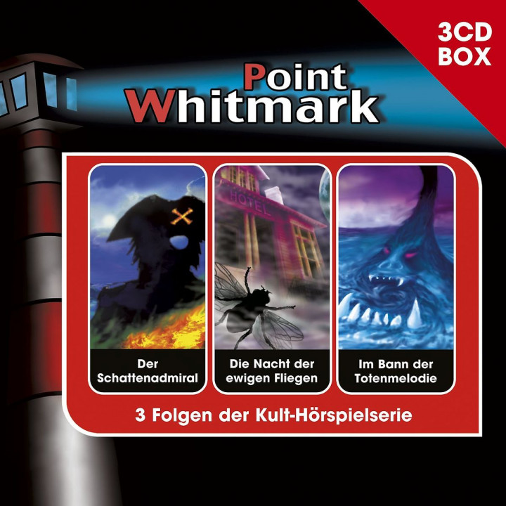 Point Whitmark - 3-CD Hörspielbox Vol. 4