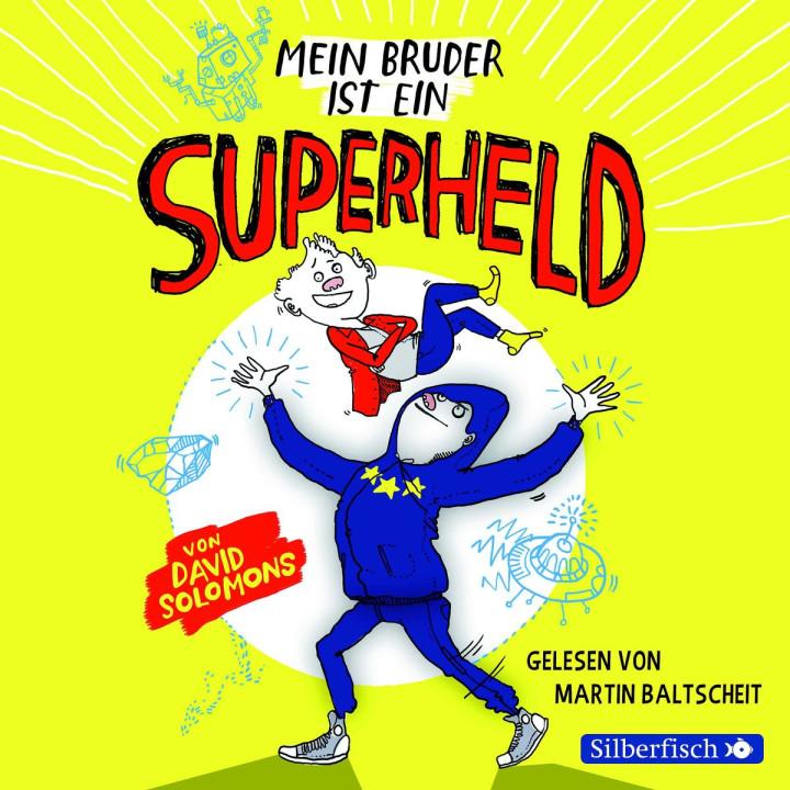 David Solomons: Mein Bruder ist ein Superheld