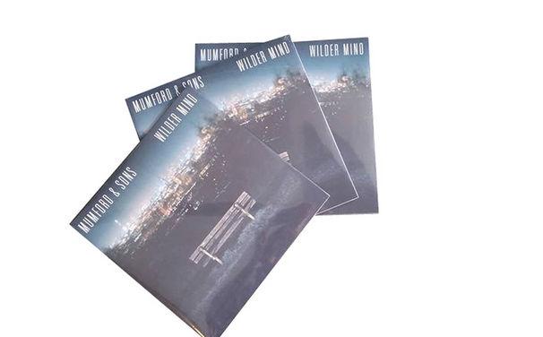Mumford & Sons, Mumford & Sons Fans aufgepasst: Gewinnt eine von drei Wilder Mind-Vinyls