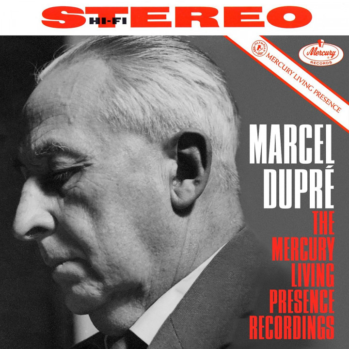 Dupre: Complete Mercury Living Presence Recordings