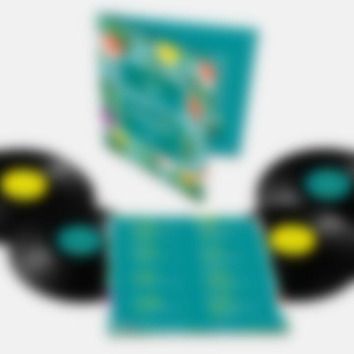 Tropical Sessions - 4er LP UMG Cover