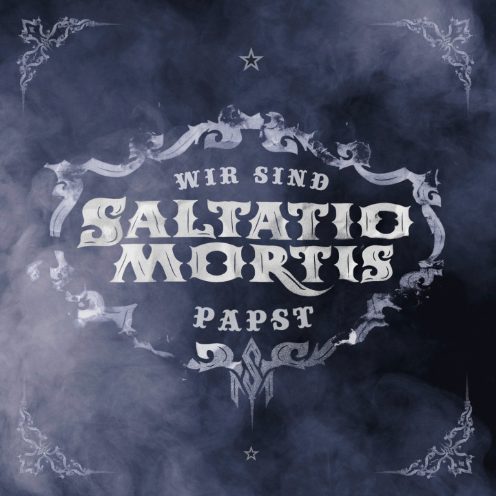 "Saltatio Mortis Single Cover ""Wir sind Papst"""