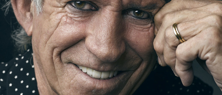 Keith Richards 2015
