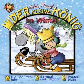 Cover zu Der kleine König im Winter