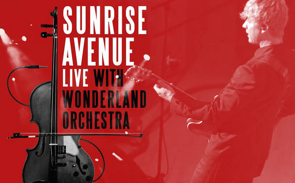 Sunrise Avenue, Sunrise Avenue ergänzen ihre Orchester-Tour 2016 um weitere Termine