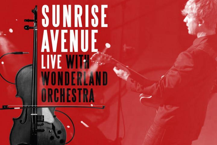 Sunrise Avenue - Orchester Show