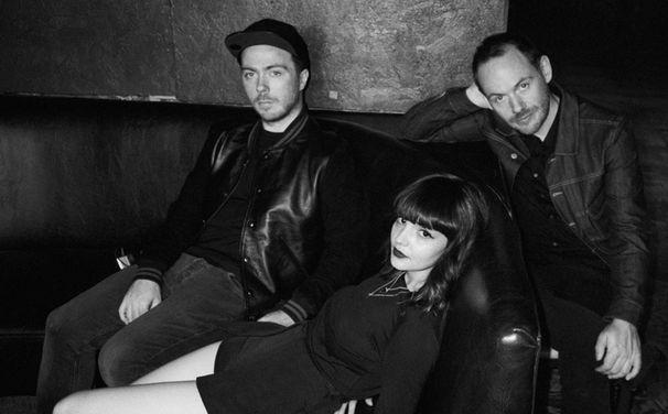 Chvrches, Jetzt als Instant Gratification sichern: Never Ending Circles vom kommenden Chvrches-Album