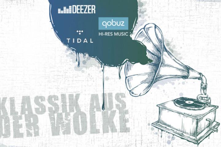 High Fidelity Musikstreaming mit Deezer, Tidal & Qobuz