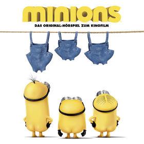 Minions, Minions - Das Original-Hörspiel zum Kinofilm, 00602547269898
