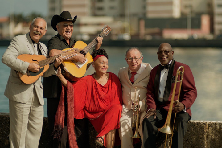 Qrquesta Buena Vista Social Club - 2015