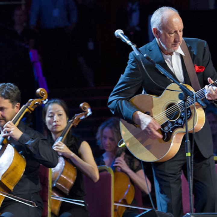 Pete Townshend, The Royal Philharmonic Orchestra