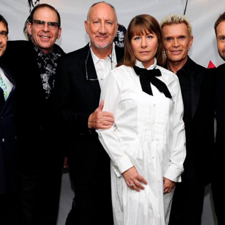 Phil Daniels, Robert Ziegler, Pete Townshend, Rachel Fuller, Billy Idol, Alfie Boe