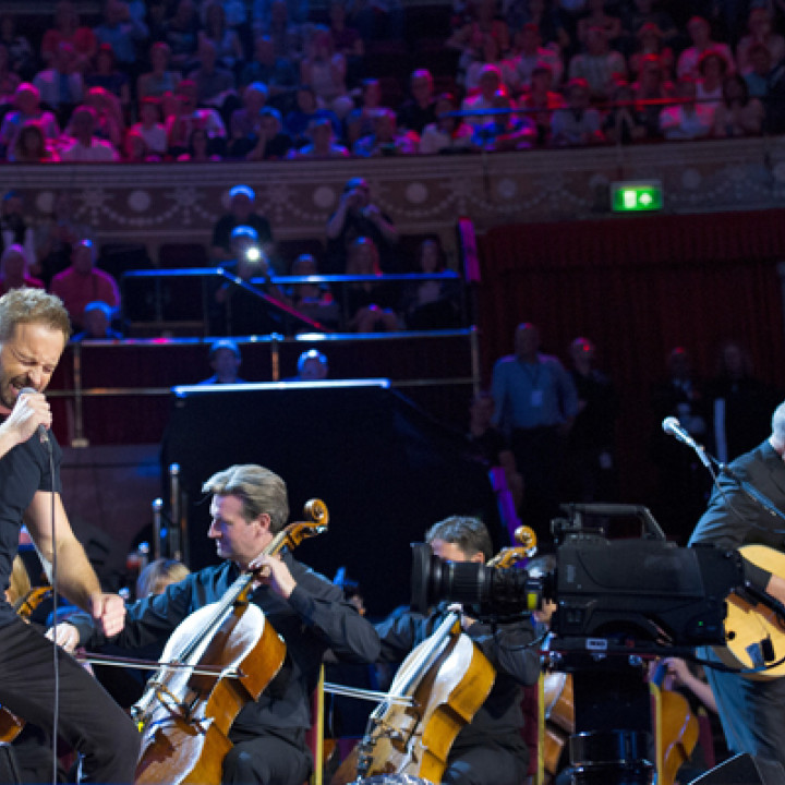 Alfie Boe, Pete Townshend, The Royal Philharmonic Orchestra