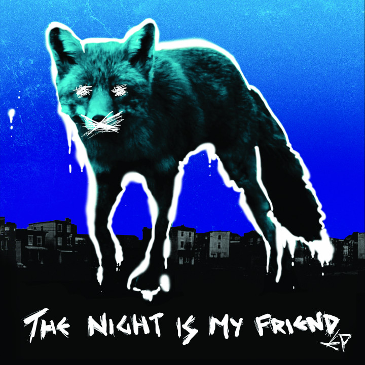 "The Prodigy Single Cover ""The Night Is My Friend (EP)"""