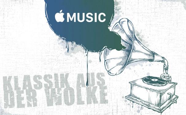Diverse Künstler, Apfel unter Strom – der neue Musikstreaming-Dienst Apple Music