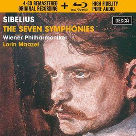 Jean Sibelius, Sibelius: Die Sieben Sinfonien, 00028947885412