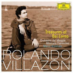Rolando Villazón, Treasures Of Bel Canto, 00028947949596
