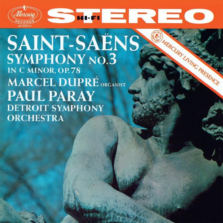 Sinfonie Nr. 3 Orgelsinfonie