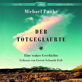 Various Artists, Michael Punke: Der Totgeglaubte, 09783869522739