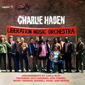 Charlie Haden, Liberation Music Orchestra, 00600753630426