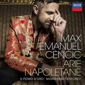 Max Emanuel Cencic, Arie Napoletane, 00028947884224