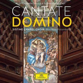 Chor der Sixtinischen Kapelle, Cantate Domino - La Cappella Sistina e la musica dei Papi, 00028947953005